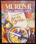 Board Game: Murder à la carte: Burritos & Bandidos