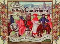 Board Game: The Road to Canterbury