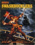 RPG Item: GURPS Swashbucklers (Second edition)