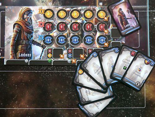 Board Game: New Dawn: Bonus Game Material