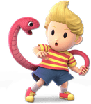 Character: Lucas (Earthbound)