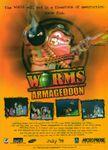 Video Game: Worms Armageddon