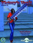 RPG Item: Victory's Vault Volume 1, Issue 11