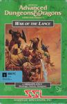 Video Game: War of the Lance