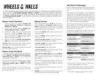 RPG Item: Wheels & Walls