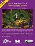 RPG Item: Maximum Mayhem Dungeons #5: Palace of the Dragon's Princess