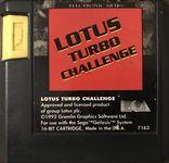 Video Game: Lotus Esprit Turbo Challenge
