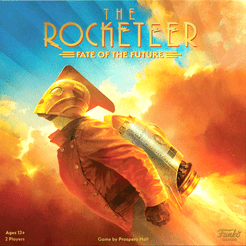The Rocketeer: Fate of the Future Cover Artwork