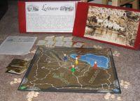 Board Game: Lockhaven