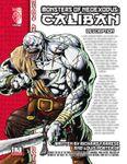 RPG Item: Monsters of NeoExodus: Caliban (OGL 3.5)