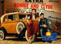 Board Game: Bonnie and Clyde