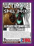 RPG Item: Ultimate Spell Decks: A Place Beyond Hell Spell Cards
