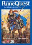 RPG Item: RuneQuest fantasiaroolipeli