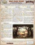RPG Item: Deep, Dark Woods