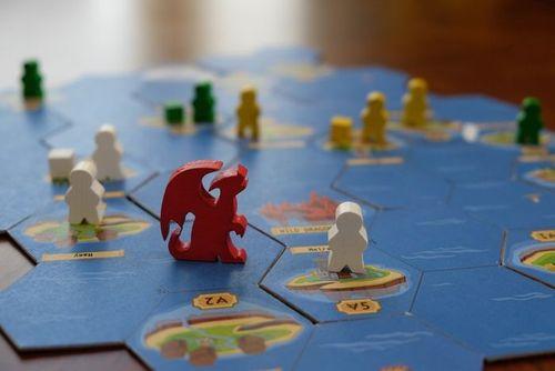 Board Game: Vikings of Dragonia