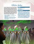RPG Item: Hundred Devils Night Parade: White Robe