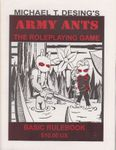 RPG Item: Army Ants (1st Edition)