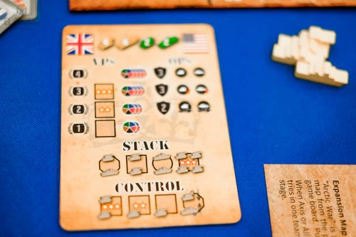 Board Game: Mini WWII