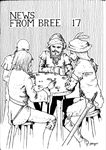 Issue: News From Bree (Issue 17 - Mar 1976)