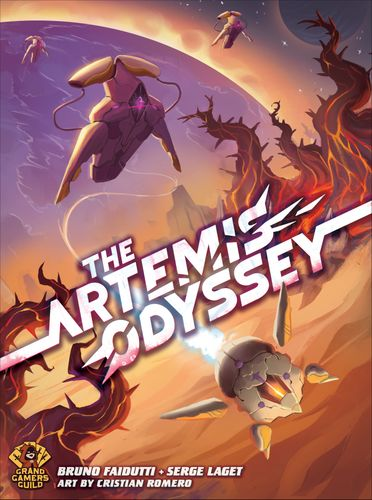 Board Game: The Artemis Odyssey