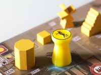 Board Game Accessory: Scythe: Action Tokens