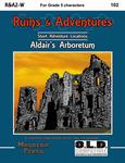 RPG Item: Ruins & Adventures 2: Aldair's Arboretum (O.L.D.)