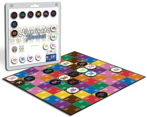 Board Game: Kamisado