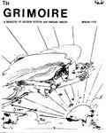 Issue: The Grimoire (Issue 1 - Spring 1978)