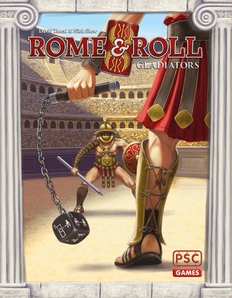 Rome & Roll: Gladiators