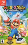 Video Game: Mario + Rabbids Kingdom Battle