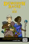 RPG Item: Dungeon Races: Elf