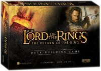 Board Game: The Lord of the Rings: The Return of the King Deck-Building Game
