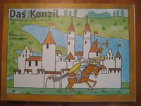 Board Game: Das Konzil