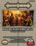 RPG Item: Sundered Skies Figure Flats Free Set 2