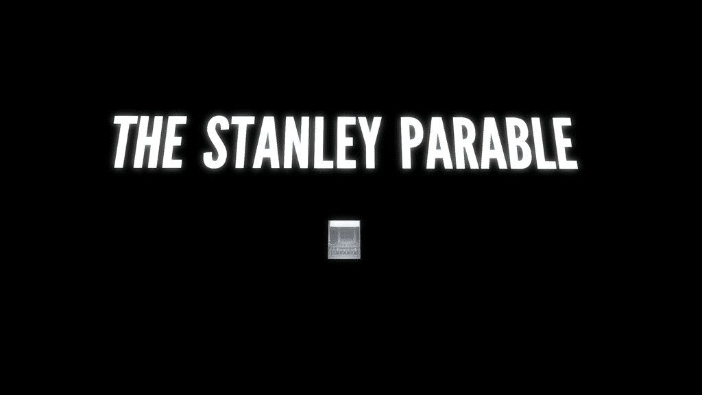 Video Game: The Stanley Parable