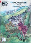 RPG Item: Riimumestarin kirja laajennusosa RuneQuestiin