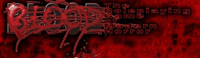 RPG: Blood! The Roleplaying Game of Modern Horror (2nd Edition)