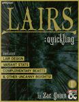 RPG Item: LAIRS: Quickling