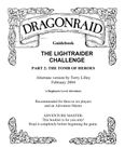 RPG Item: Lightraider Challenge Part 2: The Tomb of Heroes