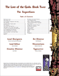 RPG Item: Lore of the Gods Book Two: The Asgardians