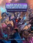 RPG Item: Beasts of Flesh and Steel