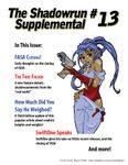 Issue: The Shadowrun Supplemental (Issue 13 - 2000)