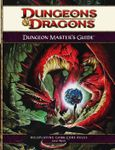 RPG Item: Dungeon Master's Guide (D&D 4e)
