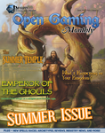 Issue: Open Gaming Monthly (Issue 4 - Jun 2013)