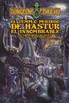 RPG Item: A1: Dungeons & Cthulhu: El Templo Perdido de Hastur el Innombrable