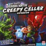Board Game: Ghost Fightin' Treasure Hunters: Creepy Cellar Expansion