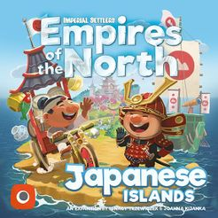 Imperial Settlers: Empires of the North – Japanese Islands Cover Artwork