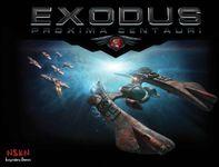 Board Game: Exodus: Proxima Centauri