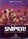 Board Game: Sniper! (Second Edition)