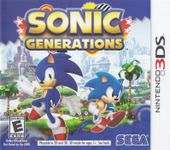 Video Game: Sonic Generations (3DS)